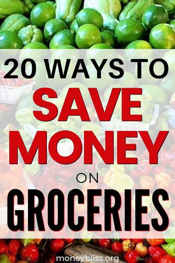 Did you know that saving money can be fun?!?! Learn how to save money on groceries. These simple ways will help your budget. Eat healthy and shop without coupons. Grab your shopping lists and our free printable for instant success #savemoney #groceries #moneybliss