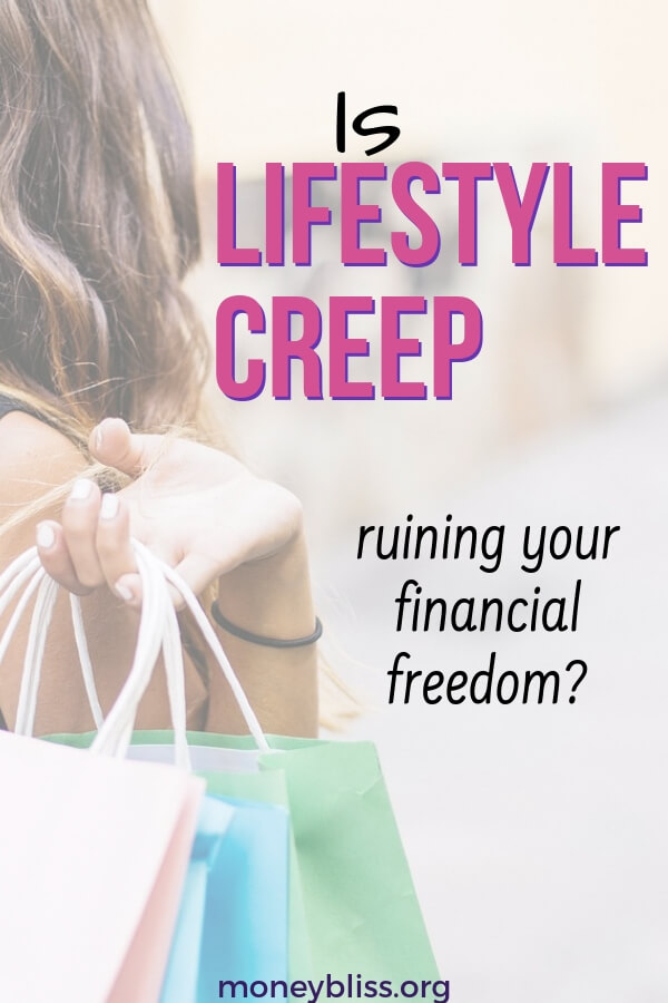 Is lifestyle creep ruining your financial freedom? Are you unable to save money even though you earn more money now. Learn the pitfalls to lifestyle creep and how to money management can change your financial future.