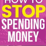 Learn how to stop spending money you don't have. These basic money management tips will changed my personal finances. I am transformed and not wasting money on stupid stuff. My background and spending habits won't hold me back from frugal living, saving money, and paying off debt.
