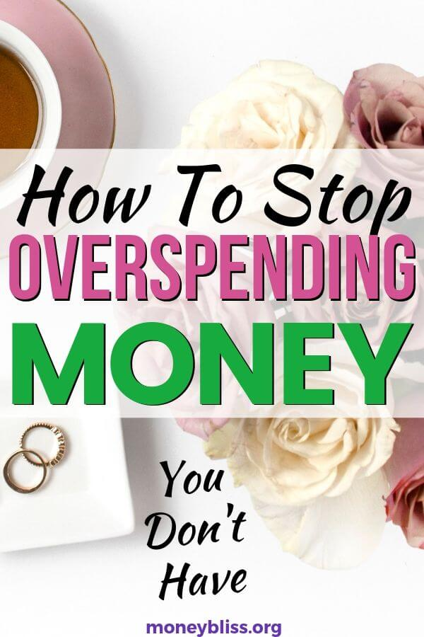 Is your budget blown each month with your overspending? This is how I learned to stop spending money on stupid stuff. Living on a budget has never been easier. Improve your personal finances like I did mine.