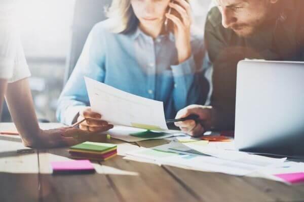 personal finance organization ideas