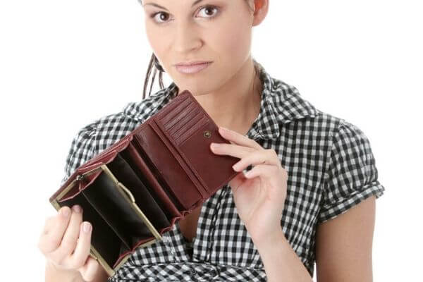 What is the envelope method of budgeting?