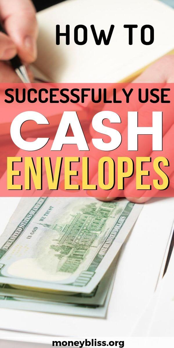 For beginners, how to get started using the cash envelope system. Be successful with your budget. This ultimate guide will teach you how to do it. Get your free printable template for cash envelopes.