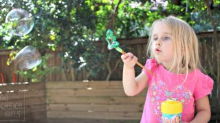 Christmas Tree Bubble Wand {& bubble physics} – Go Science Kids