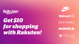 Rakuten: Earn Cash Back at stores you 💖
