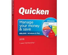 Quicken Personal Finance and Budgeting Software