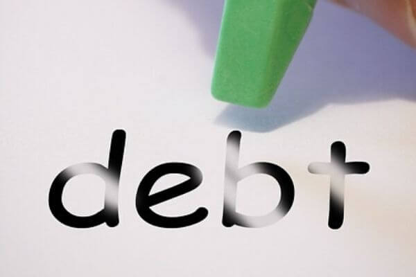is being debt free important