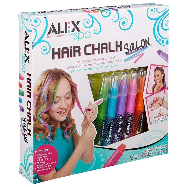 Hair Chalk for Girls