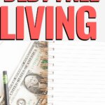 If you ready to finally learn how to pay off debt, then you need to learn these debt free living habits. Regardless of a low income, you can still pay off debt quickly. Find extra money with the frugal living tips. Stay motivated with the free payoff printables.
