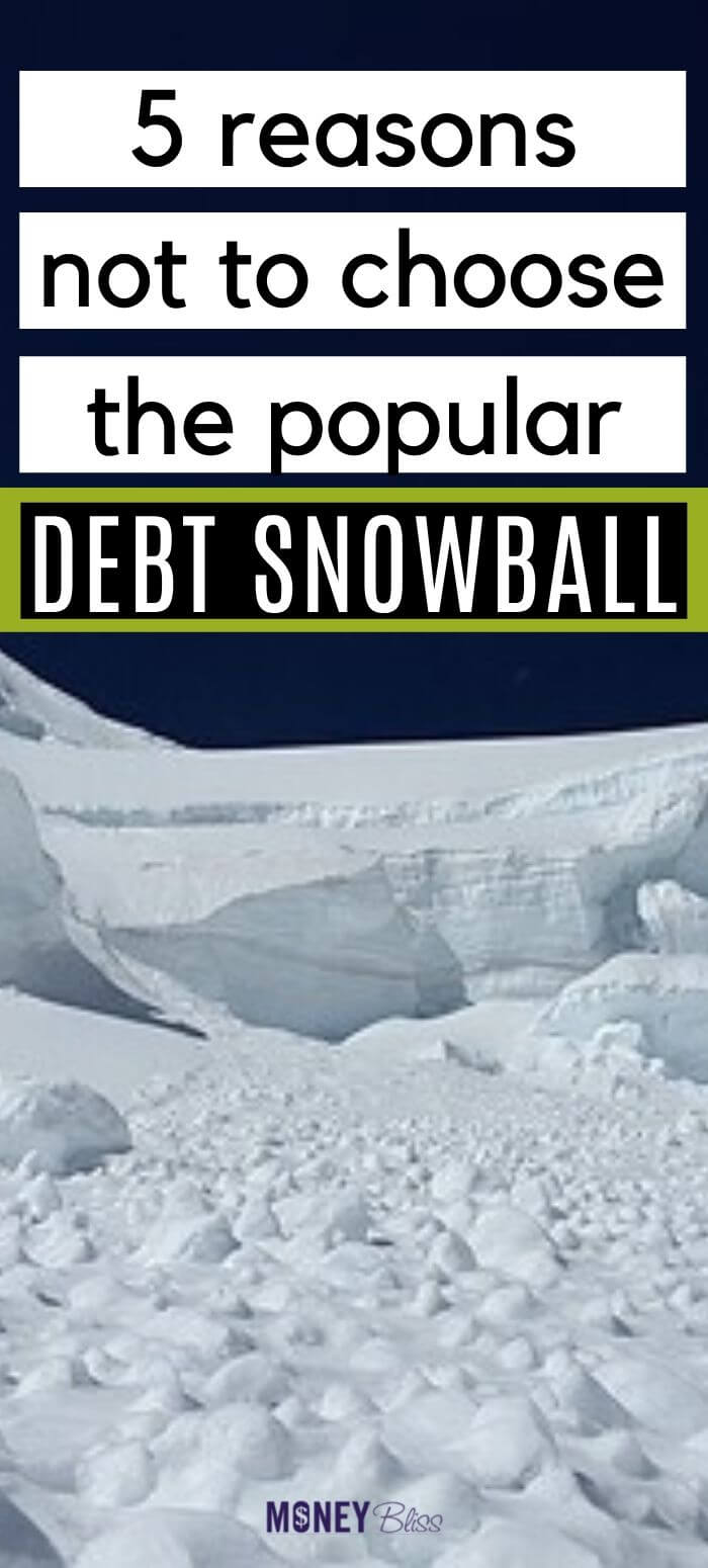 What is debt snowball? Does the debt snowball really work? You will be happy to read this post before deciding how to pay off debt. It helped me save money while paying off debt. The debt snowball technique by Dave Ramsey may help with the baby steps. But does it plan for your financial future?
