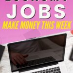 Here are the best gig economy jobs. Use this list for ideas for extra cash. Make money online with any of these side hustles. You can work from home with any of these things you can do for gig jobs. Learn what is a gig economy and how to make extra income.