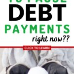 Focused on how to get out of debt and then life throws you a curveball. Should you pause debt payments because of economic crisis, job loss, or life change? Learn the real reasons to pause your debt snowball. Plus get tips to stack on track to becoming debt free.