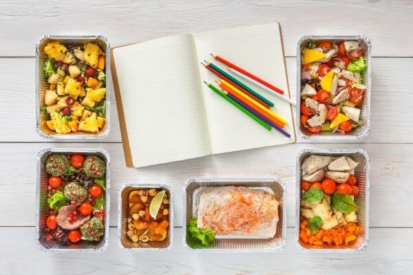 how to meal plan for a month