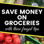 One of the best frugal living tips happens with your groceries budget. This is the perfect place for frugal living for beginners. Start with being frugal with food. Cooking healthy meals will be your new normal. Start saving money with these simple ideas!