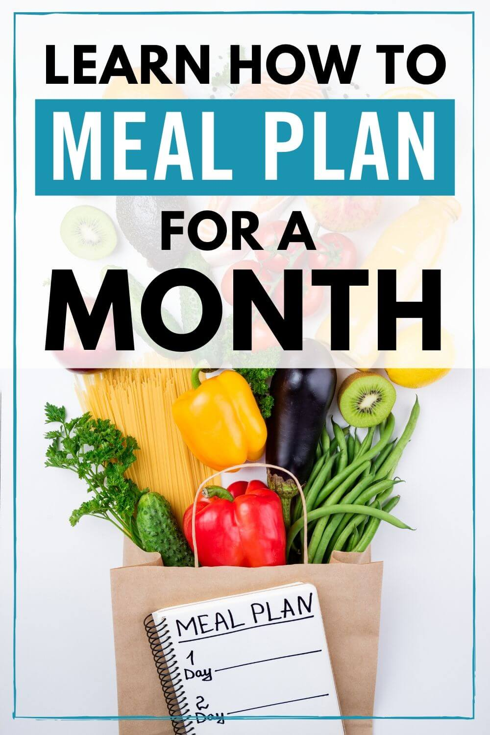 Meal planning is key to save money on groceries. Learning how to use monthly meal planning will stretch your grocery budget even further. Menu planning is simple for a monthly or weekly basis. Get your free printable worksheet and grocery lists.