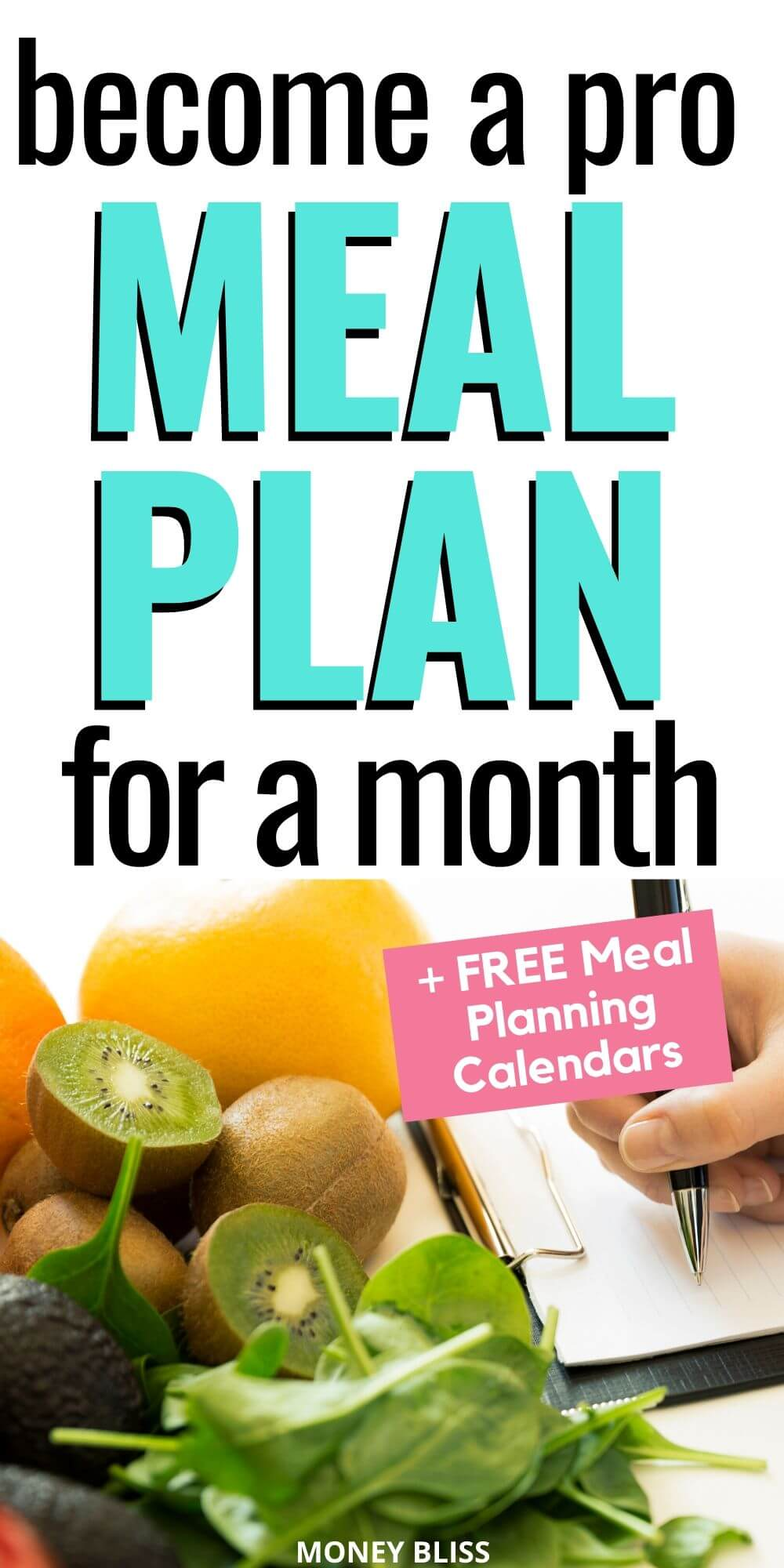 This is exactly how I stayed on a budget with food and groceries. Learning how to meal plan changed my finances. Get plenty of ideas to make menu planning easier. You must know how to meal plan for a month. Get your free printable and templates.