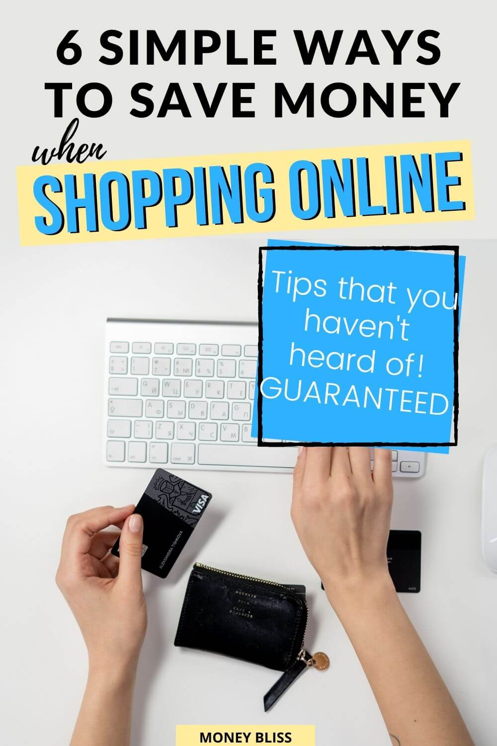 Let's face it… you spend a lot of time shopping online. It is time to learn these money saving hacks to saving money. Does shopping online save money? Yes! You need these saving money tips to make sure you are saving the most money possible on things you naturally buy. Frugal living isn't needed. You just need to be smart on how you shop.