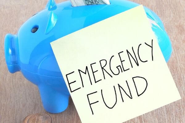 $1000 emergency fund challenge