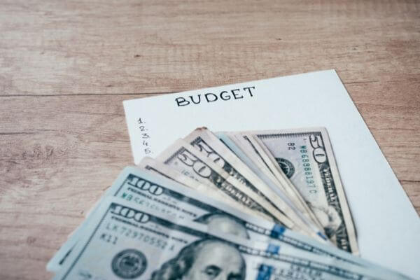 creating a cash flow budget