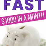 learn how to save money fast