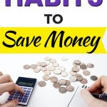 Spending money is so much more fun than saving money. However, saving money is critical to reach financial freedom. I am so happy I found this post. It taught me simple habits to save money each month. These money saving tips and ideas will save a thousand monthly. Some may call it a frugal lifestyle. If you are low income or in debt payoff mode, then change your budget and your life! #savingmoneytips #savemoney #financialpeace