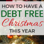 A debt free Christmas takes out all of the stress. Get tips on making a savings plan to stay on your Christmas budget. Plenty of tips to help not go into debt.
