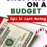 Looking for Christmas money saving tips. Then, look no further than how to Christmas shopping on a budget. Find the perfect gift for everyone on your list. By using your Christmas budget and gift tracker, you will save money and be debt free. Download our free printable Christmas budget tracker.