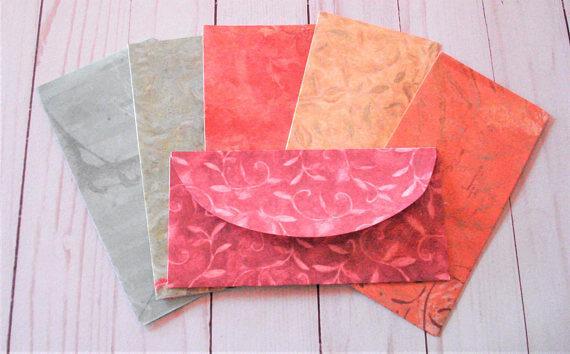 mazie Magnolia cash envelope