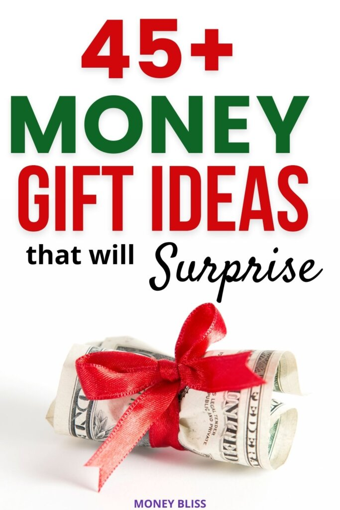 Money gift ideas for any occasion - birthdays, for Christmas, for him, for her, for kids, for teens. Learn how to wrap money as a gift. These are cute ideas for giving money. Find simple ways to hide money in a gift. Really are there annoying ways to give money? No, click here to find the perfect gift for everyone on your list!