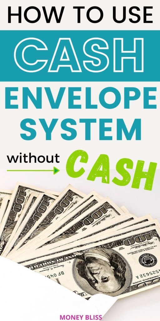 By using the cash envelope method without cash, you become savvy with your personal finances. Money management is easier when you track your spending habits. Then, you can save more money, pay off debt, and build wealth. Same idea with budgeting categories - just a different system. Download your free printables from Money Bliss.