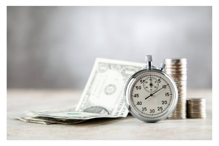 Money management helps you to be better prepared for tomorrow.
