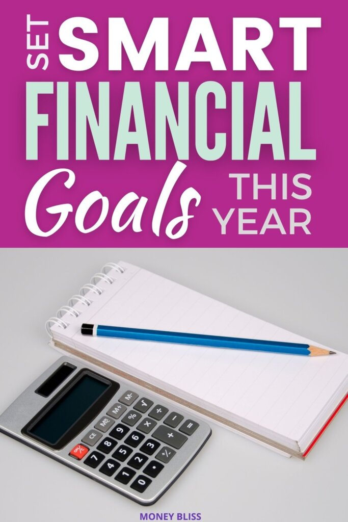 Learn how to set smart financial goals from Money Bliss. Find the top 10 smart financial goal examples. Download the free printable on setting financial goals worksheet. Are you read to transform your personal finances? Click here to learn how do you achieve financial goals.