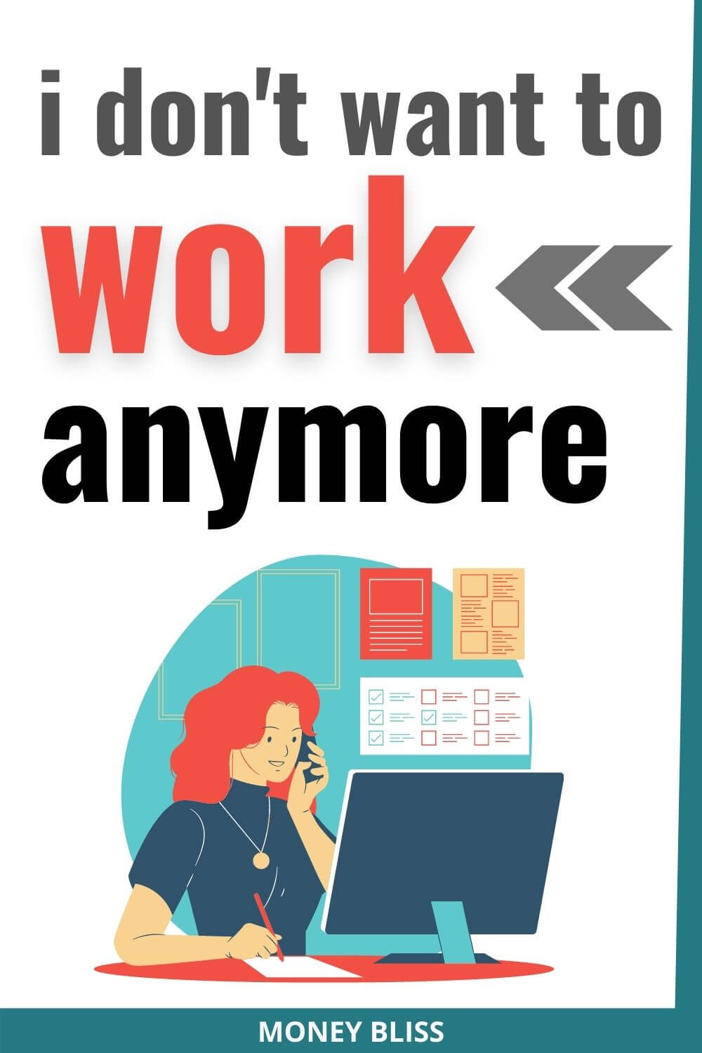 Dream about what a life could if you didn't have a job? If you are in the boat of I don't want to work anymore, then you must read this post. This is how you can retire early. You don't have to be 55. These important money management skills you need to build passive income.