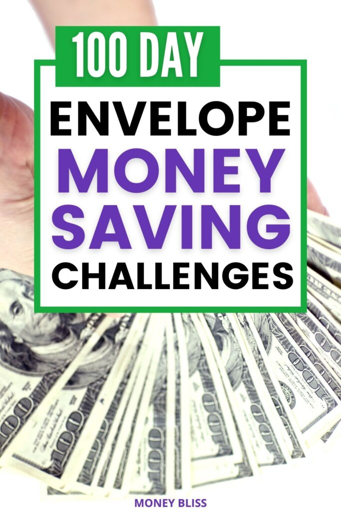 Here is the 100 envelope challenge you have been waiting for! With the money saving challenge you can save 5000 or 10000 in 100 days. This saving money hack will break the charts!