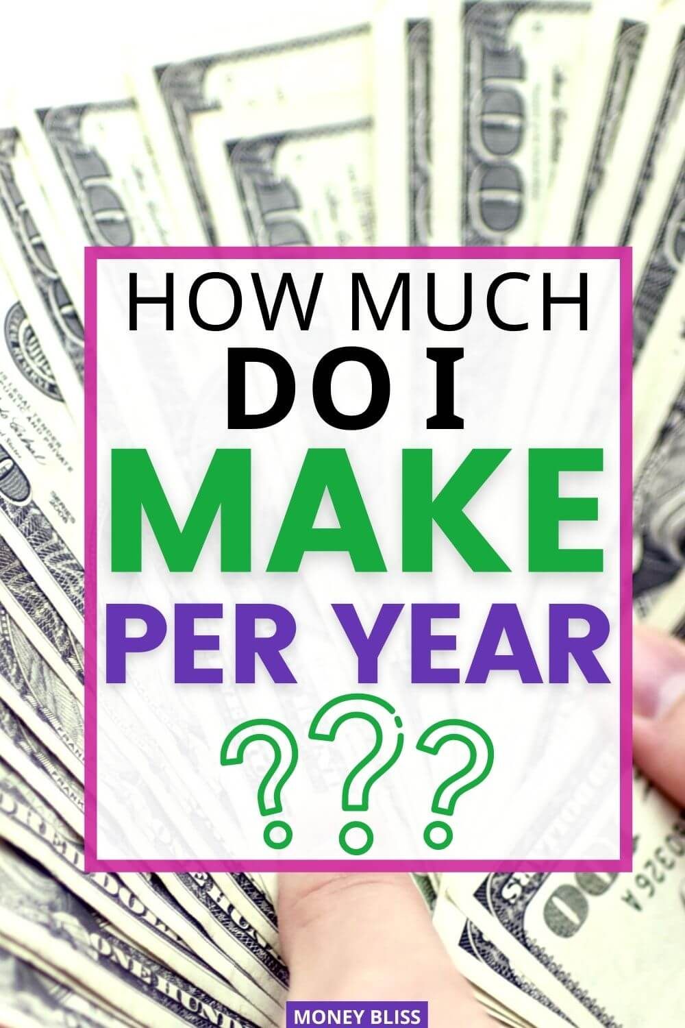 How do I calculate how much I earn a year? Learn how much do I make a year based on your hourly wage or your annual salary. Use our calculators to help you quickly your salary to hourly calculator.