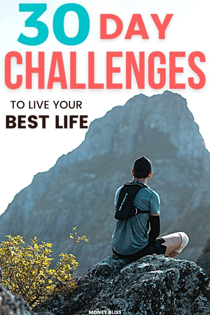 You need to know these 30 day challenge ideas! Start improving your life one day at a time. Topics range from happiness, gratitude, health, fitness, money, creativity, and organization. Grab a 30 day challenge tracker to keep you motivated.