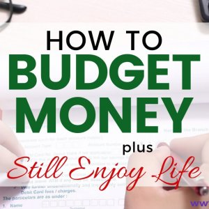 Money and finances got you down? Learn how to budget money and still enjoy life. Budgeting for families or couples on a monthly or biweekly basis. Get free budget worksheets and printables.